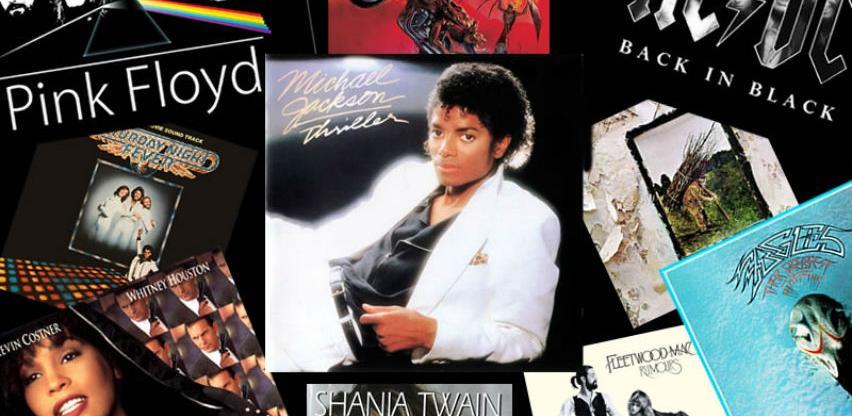 Prodaja albuma u Americi pada, streaming servisi rastu