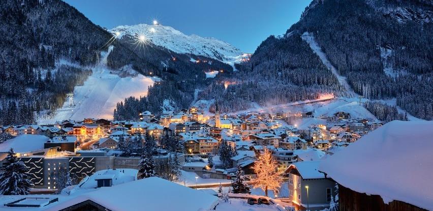 Austrijska skijaška sezona počinje strogim pravilima o maskama i hrani