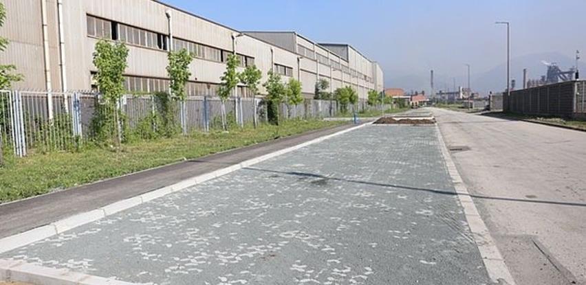 """Uređeni parking prostori novi kvalitet Poslovne zone """"Zenica 1"""""""
