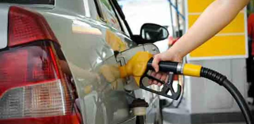 Cijene na benzinskim pumpama u FBiH su od 2,21 KM do 2,36 KM