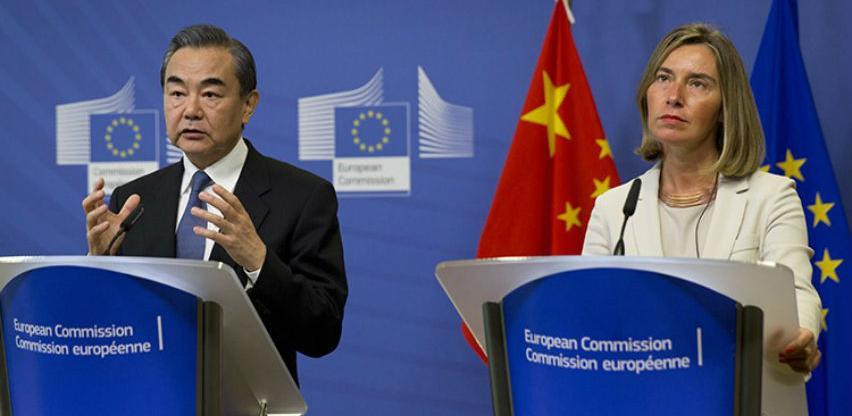 Mogherini kaže da EU želi jačati suradnju s Kinom