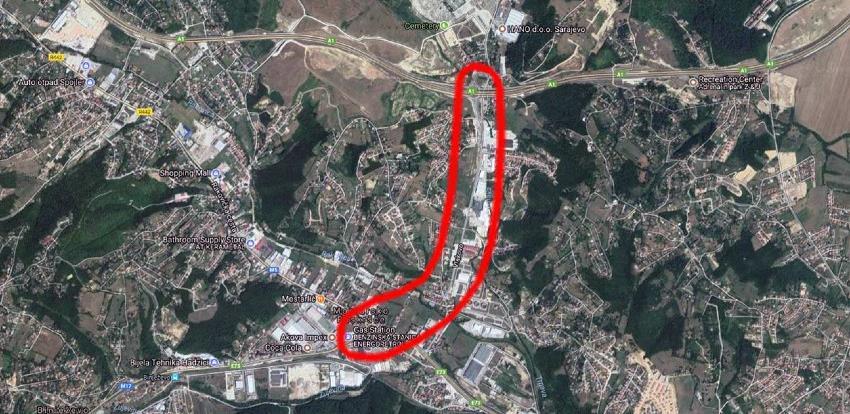 Objavljen novi tender za gradnju dijela Sarajevske zaobilaznice
