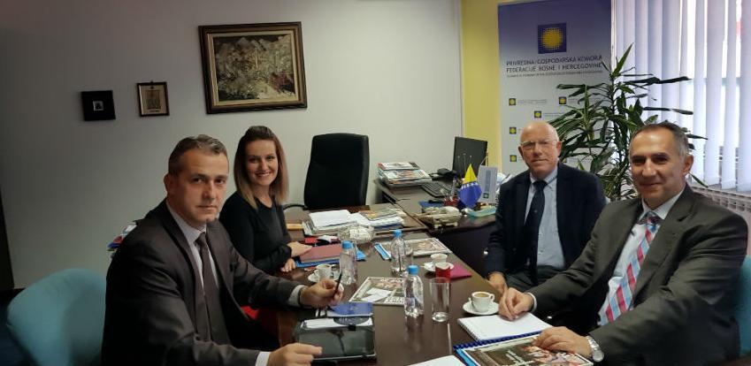 Održan sastanak o saradnji bh. i italijanskih kompanija u oblasti kožarstva