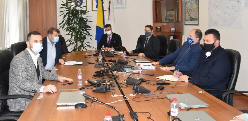 Nenadić i Efendić: Završavaju se zajednički projekti Kantona i Općine Novi Grad