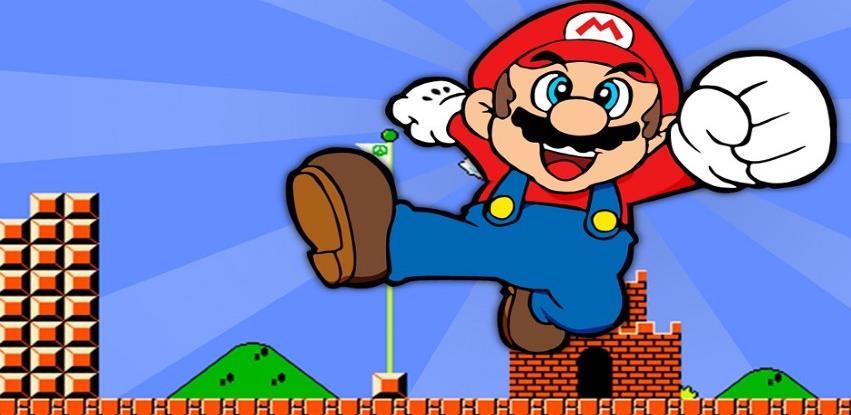 """Igrica """"Super Mario"""" prodata za 1,56 miliona dolara"""
