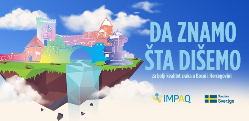 Priprema BiH za ulazak u EU: SEPA sprovodi projekat protiv zagađenja zraka