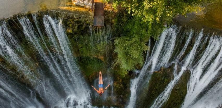 Skokovi s vodopada u Jajcu zakazani za 14. august
