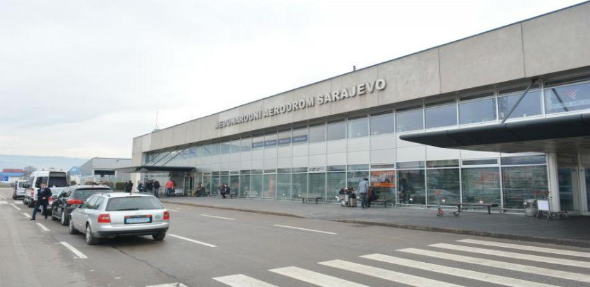 Na aerodromima u BiH 8,9 posto više putnika