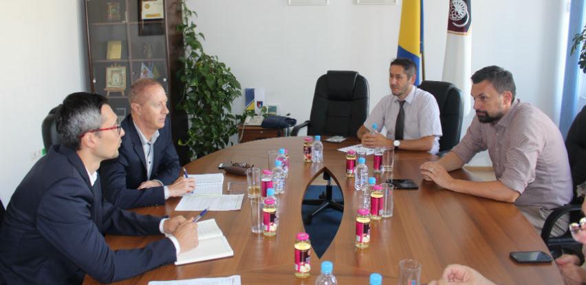 EBRD zainteresiran za finansiranje projekta izgradnje Prve transverzale