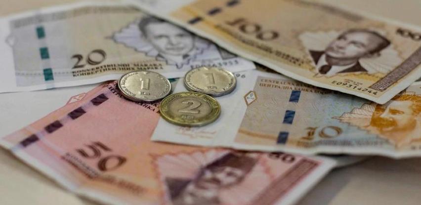 Prosječna bh. plata u januaru 945 KM
