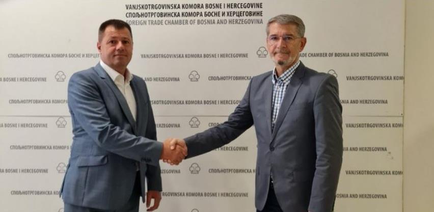 Predsjednik VTKBiH sa gradonačelnikom Tuzle razgovarao o podršci privrednicima
