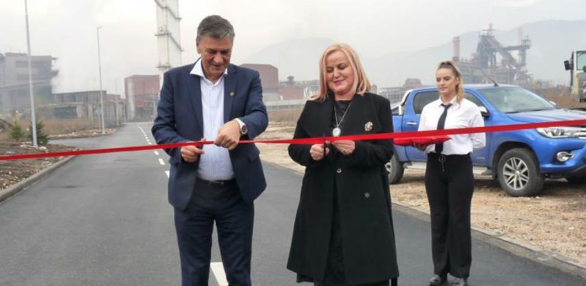 FBiH, ZDK i Grad Zenica uložili 700.000 KM u infrastrukturu Poslovne zone 1