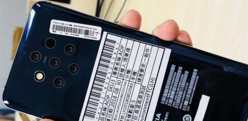 Procurile fotografije - Nokia 9 imaće pet kamera?