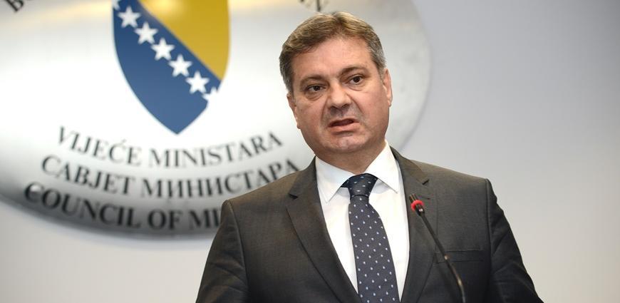 Zvizdić: Što se brže budemo dogovarali unutar BiH , naš put u EU će biti brži