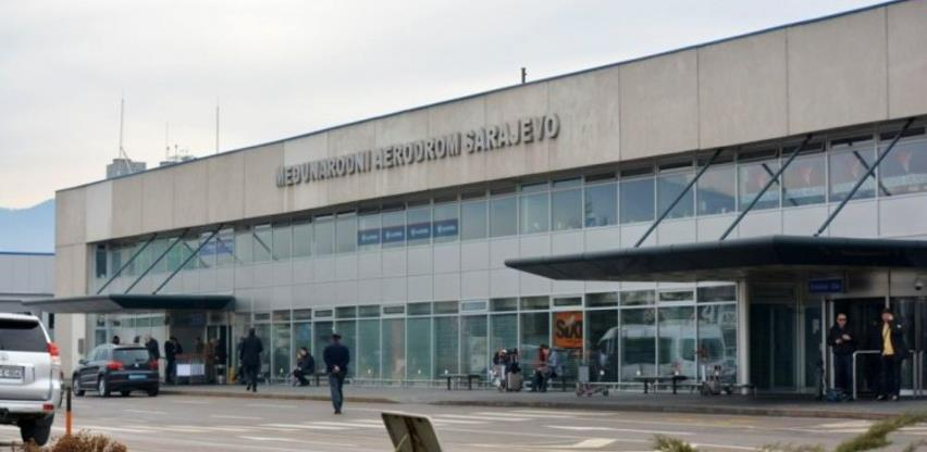 Sarajevski aerodrom od marta bilježi smanjenje obima putnika od 90 posto
