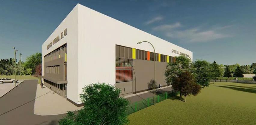 U toku izrada glavnog projekta za sportsku dvoranu u Jelahu