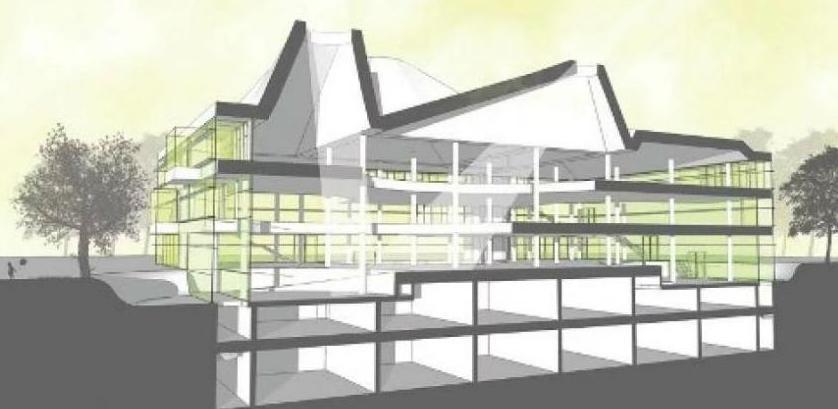 Produžen poziv za izgradnju i opremanje Biblioteke Univerziteta u Sarajevu