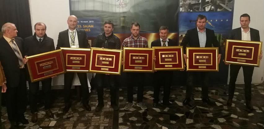 Nagrađeni najbolji izlagači na sajmu GRAMES-DEMI 2019.
