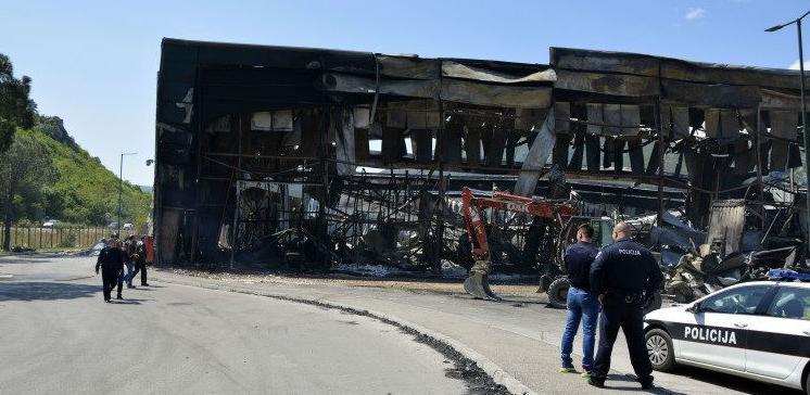 Otkriven uzrok stravičnog požara u Tržnom centru Bingo