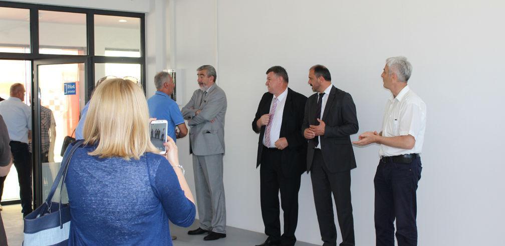 U Posušju otvoren Logistički centar za male i srednje poduzetnike