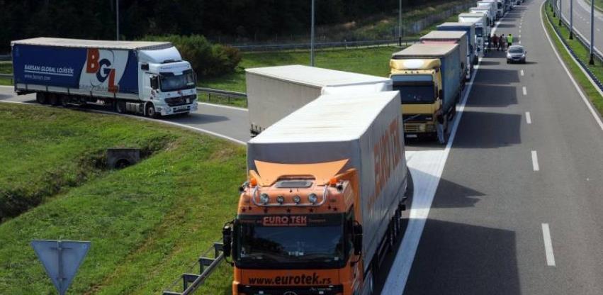 Prijevoznici traže pomoć kako ne bi bili primorani povećavati cijenu usluga