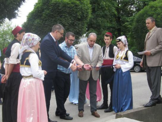 U Srebreniku otvoren Centar za podršku poduzetništvu