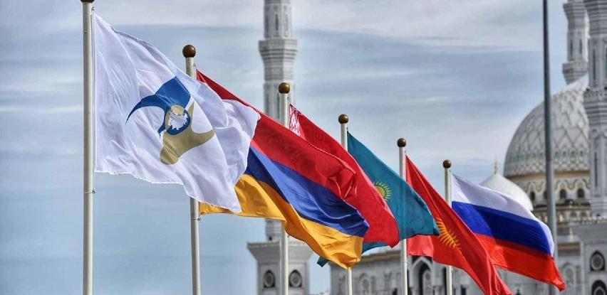 Euroazijska ekonomska unija formira zajedničko tržište nafte i gasa