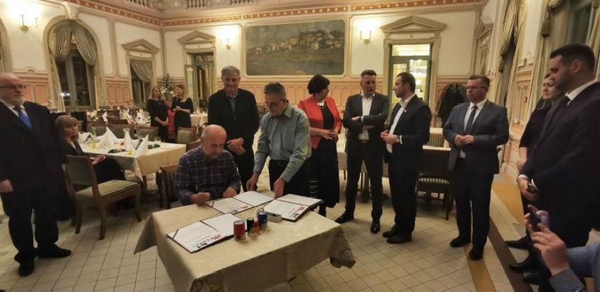 Konjic se povezao s Poljskom: Sporazum o suradnji sa regijom Lazajsk