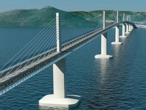 Pelješki most žele graditi kompanije koje su gradile most na Bosforu