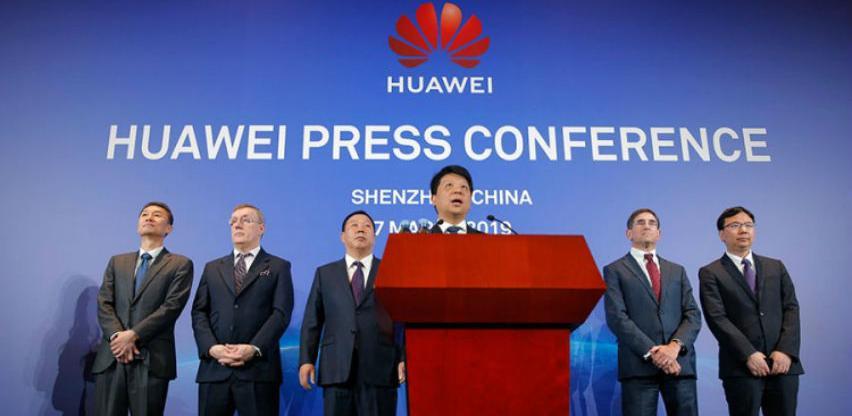 Huawei tuži vladu SAD