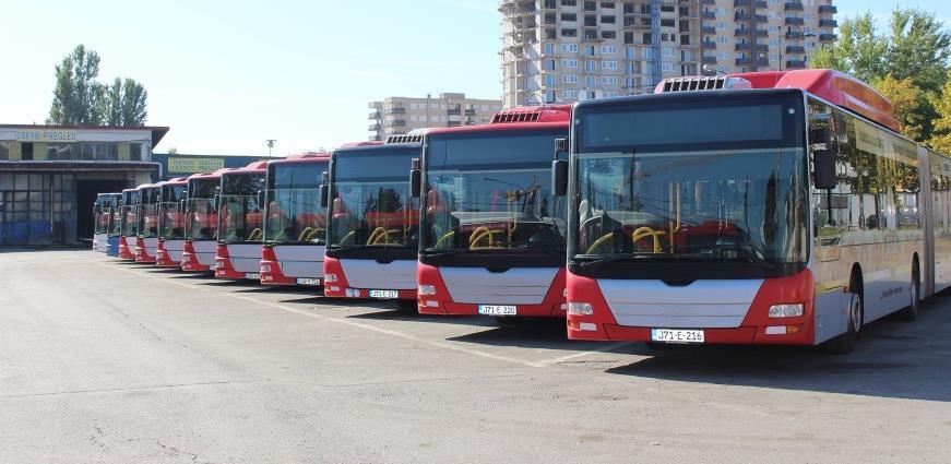 Kredit od 30 miliona KM za modernizaciju javnog prevoza u Sarajevu