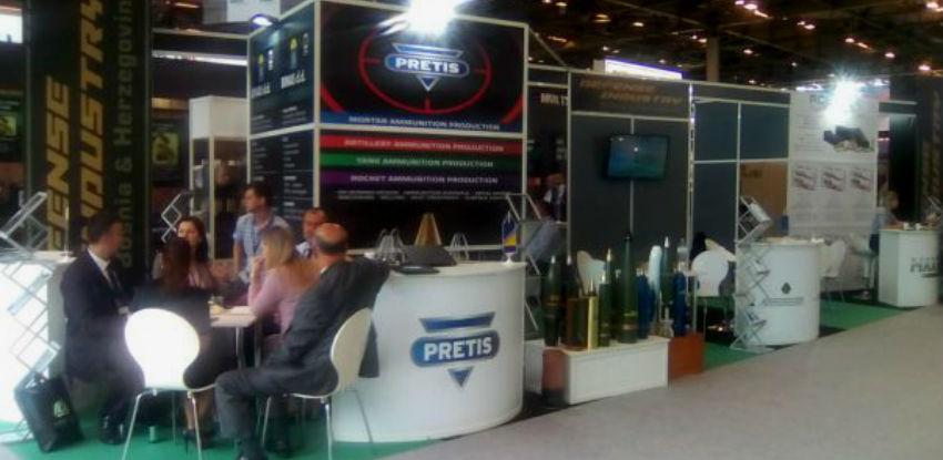 Bh. firme učestvuju na međunarodnom sajmu namjenske industrije