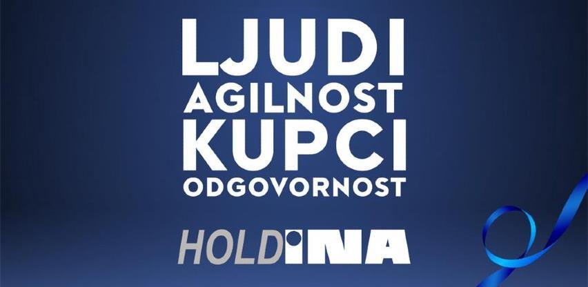 HOLDINA izabrana u TOP 10 Najpoželjnijih poslodavaca BiH u 2020. godini