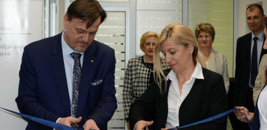 Otvorene nove prostorije Biroa za zapošljavanje Novi Grad Sarajevo
