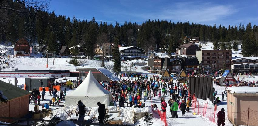 Rekordna posjeta skijaša Jahorini