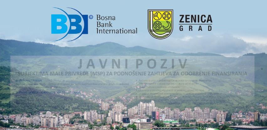 Javni poziv privrednicima za subvencioniranu liniju finansiranja Grada Zenica