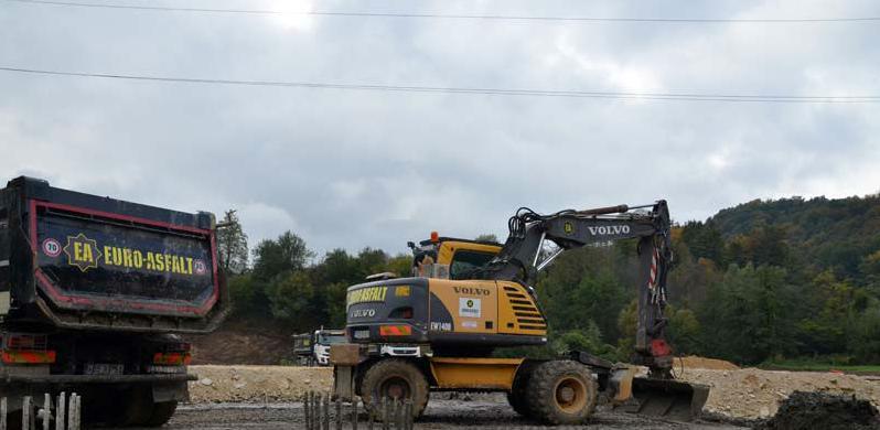 Euro-Asfalt potpisao 10 miliona KM vrijedan ugovor u Crnoj Gori