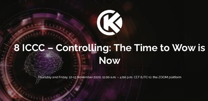 Sutra počinje 8. Međunarodna kontroling konferencija