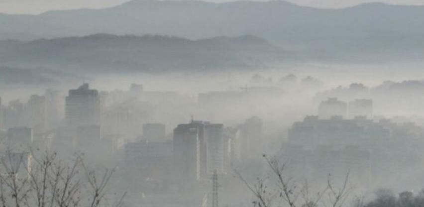 Zagađen vazduh u BiH godišnje ubije 8.000 ljudi