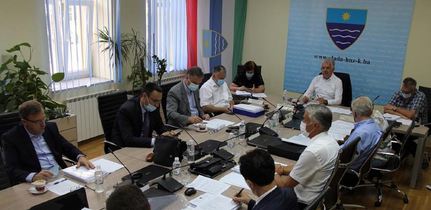 """Vlada HNŽ-a kroz """"korona zakon"""" isplaćuje potporu za još 351 gospodarski subjekt"""