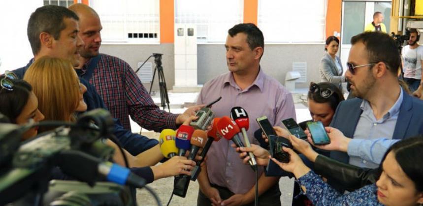 U Sarajevu održan protest zbog učestalih napada na novinare