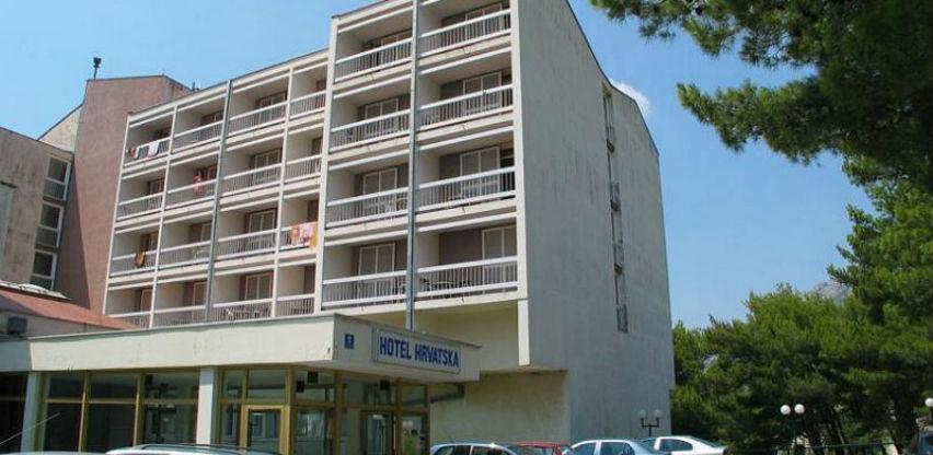 Petar Ćorluka u igri za kupnju bivšeg vojnog hotela Hrvatska u Baškoj Vodi