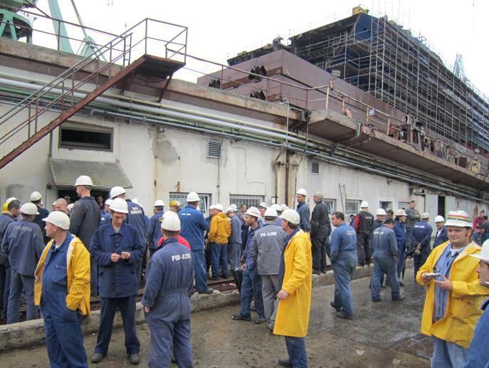 Brodosplit upošljava strane radnike, najviše ljude iz BiH