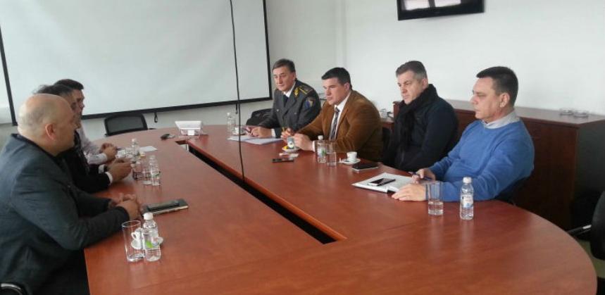 Nastavak uspješne saradnje Međunarodnog aerodroma Sarajevo i Granične policije