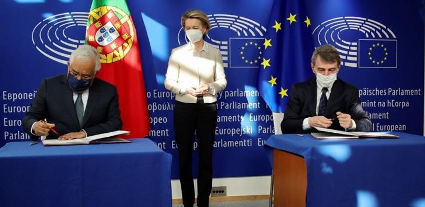 """Oporavak EU-a od pandemije pruža priliku za izgradnju """"zelenijih"""" gospodarstava"""