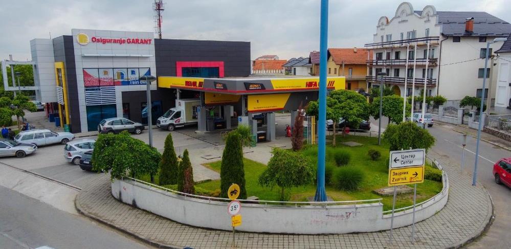 U Bijeljini otvorena 16. po redu Hifa Oil – Euro Oil benzinska pumpa