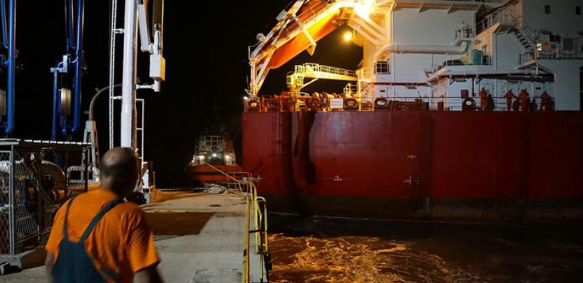 Havarija u luci Ploče: Tanker udario u dok, ugrožena isporuku goriva u BiH