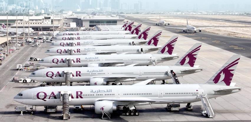 Qatar Airways neće letjeti za Sarajevo i Skoplje do 25. oktobra