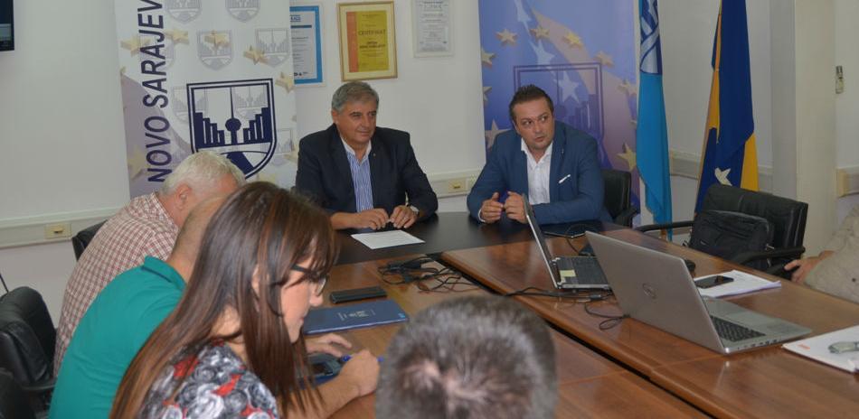Potpisan sporazum za izgradnju kružnog toka u sarajevskom naselju Pofalići