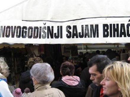 Novogodišnji sajam Bihać 2013